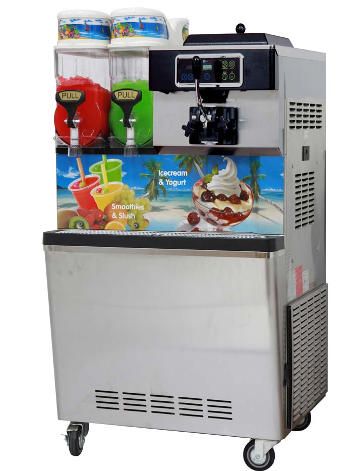 Buy rent or hire ice cream machines frozen yogurt for Ice makers for sale