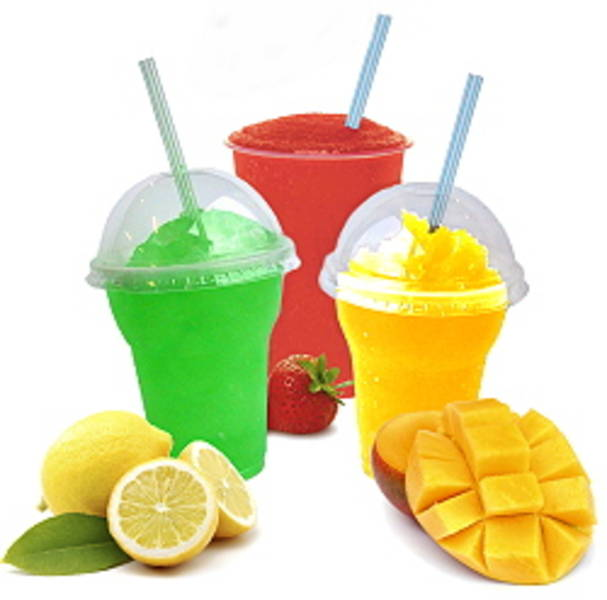 Slush Machine Focis Approved Fruit Juice Slushy Mix For