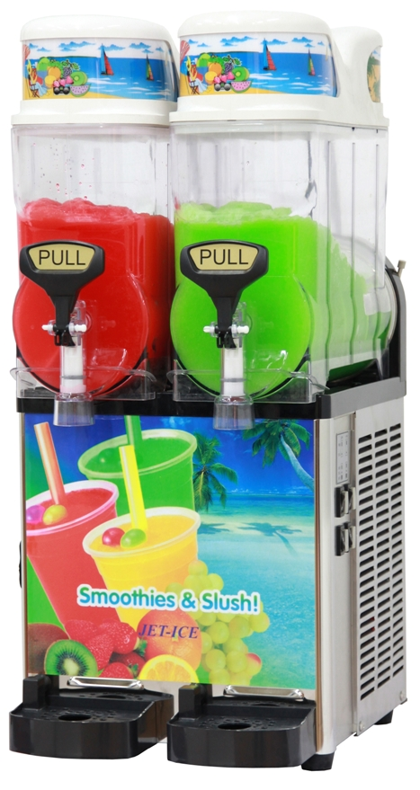how to make a slush puppy at home