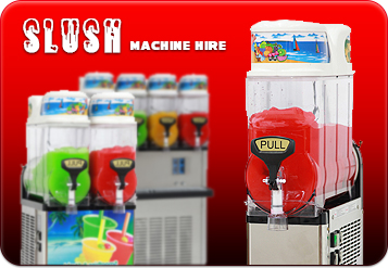 Hire Slush Cocktail Drink Machine Here