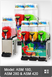 ASM Slush Machine Collection