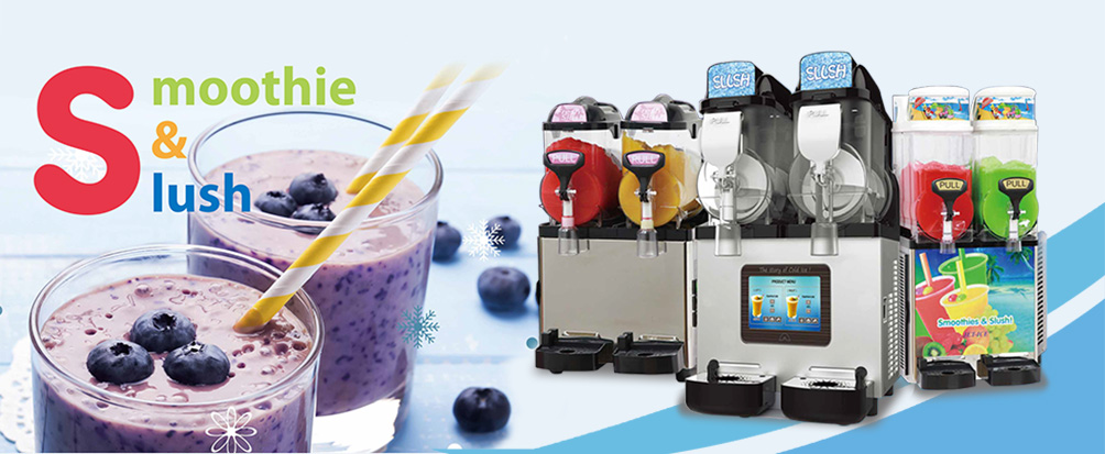 ICETRO Australia Slush & Smoothie Machine Units for Sale Lease or Hire